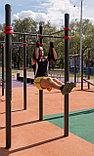 Подвесные петли FT для выполнения упражнений на турнике, фото 4