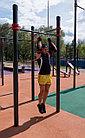 Подвесные петли FT для выполнения упражнений на турнике, фото 8