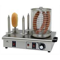 Аппарат для hot dog Hurakan HKN-Y04