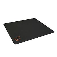 Коврик игровой, Gigabyte, GP-AMP500 Large, 430*370*1,8мм, Тканевый гибкий, Гладкая поверхность, Чёрн