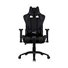 Игровое компьютерное кресло, Aerocool, AC120 AIR-B, Искусственная кожа PU AIR, (Ш)53*(Г)57*(В)124 (1