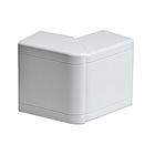Угол внешний, РУВИНИЛ, УВШ-100х60, для РКК-100х60 и 100х40, Разводной, Белый, (4 штуки в пакете)