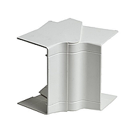 Угол внутренний, РУВИНИЛ, УВН-100х60, для РКК-100х60 и 100х40, Разводной, Белый, (4 штуки в пакете)