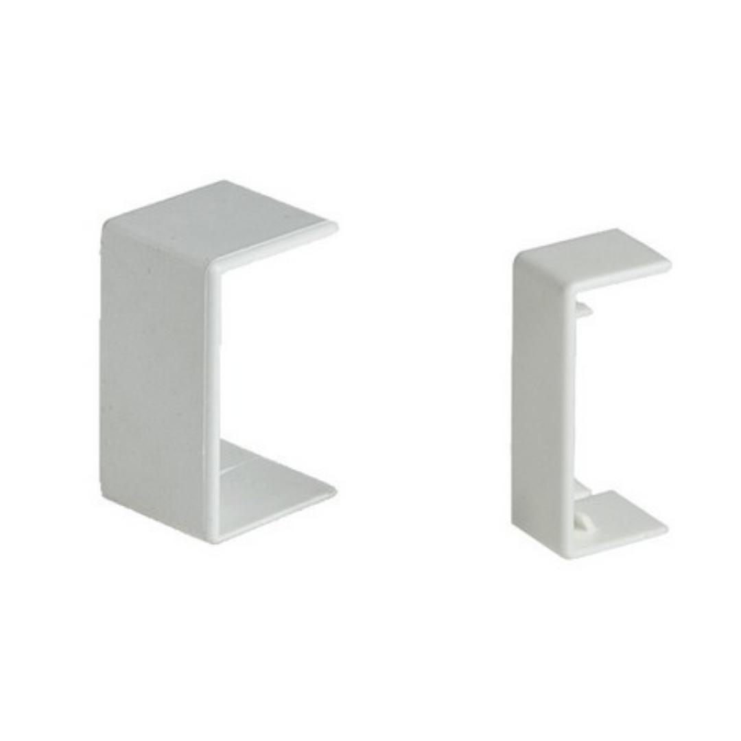 Переходник, РУВИНИЛ, ПРС-16х16, для РКК-16х16, Соединительный, Белый, (20 штук в пакете)