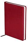 """Ежедневник OfficeSpace """"Nebraska"""" А5, недатированный, 272 страницы, бордовый"""