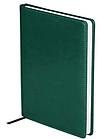 """Ежедневник OfficeSpace """"Nebraska"""" А5, недатированный, 272 страницы, зеленый"""