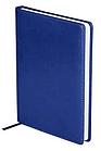 """Ежедневник OfficeSpace """"Nebraska"""" А5, недатированный, 272 страницы, синий"""