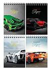 "Блокнот ArtSpace ""Авто. Ultimate super cars"" на спирали, А6, 40 листов в клетку"