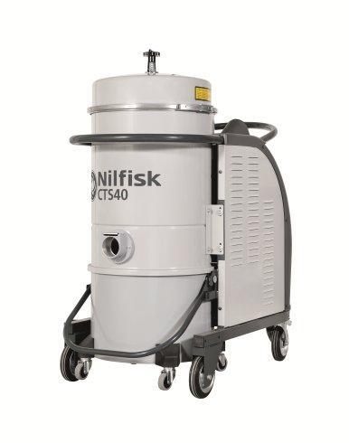 Промышленный пылесос Nilfisk CTS40 LC