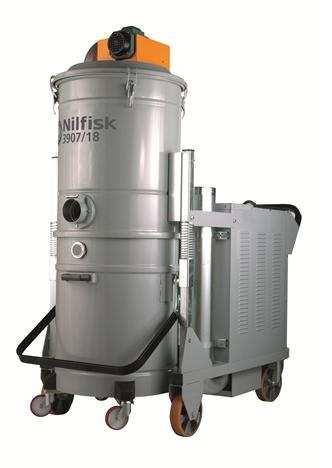 Промышленный пылесос Nilfisk 3907W