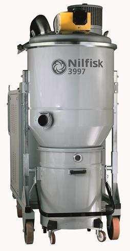 Промышленный пылесос Nilfisk 3997