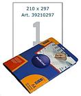 Этикетки самоклеящиеся Multilabel, А4, 210 х 297 мм., 1 шт/лист, 50 л.