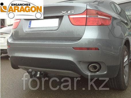 Фаркоп на BMW X6 2008-2014, фото 2
