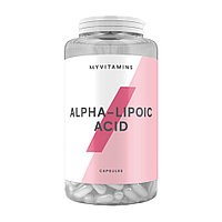 MyProtein Альфа-липоевая кислота, 60 капсул