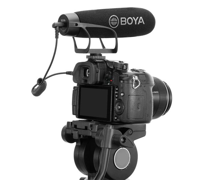 Микрофон  BY-BM2021  от BOYA накамерный