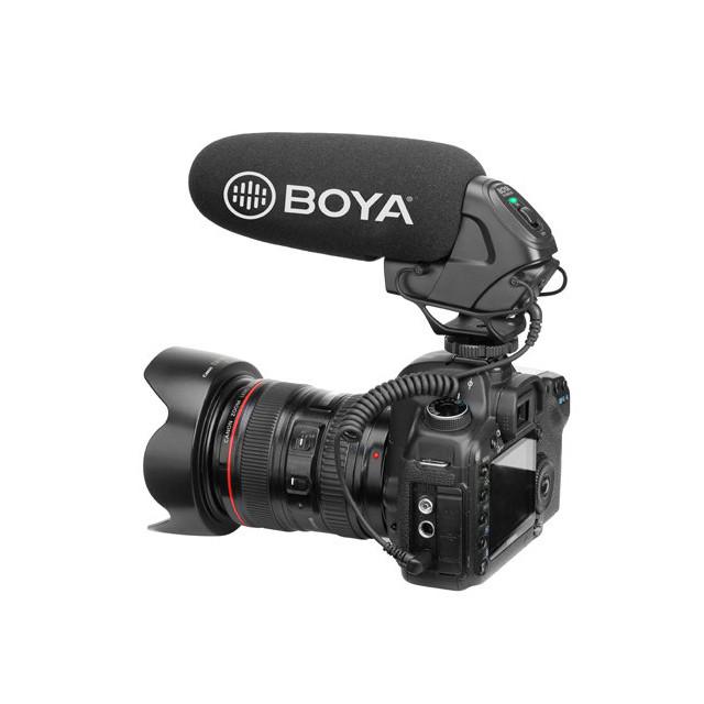 Boya BY-BM3030 накамерный конденсаторный микрофон-пушка
