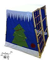 Чехол - накидка Рождественская  KIDWOOD
