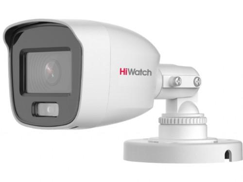 DS-I450L - 4MP Уличная цилиндрическая IP-камера серии ColorVu Lite*.