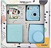 ПОДАРОЧНЫЙ НАБОР Фотоаппарат Fujifilm Instax Mini 11 Sky Blue (Небесно Голубой)
