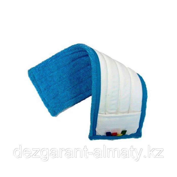Моп микрофибра синий 50 см