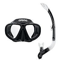 Набор маска и трубка взрослый Arena Premium
