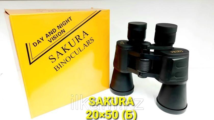 Бинокль Sakura 20*50(М), фото 2