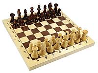 Настольная игра ДЕСЯТОЕ КОРОЛЕВСТВО Шахматы деревянные