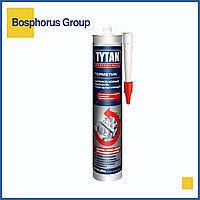 Герметик TYTAN высокотемпературный силиконовый, красный