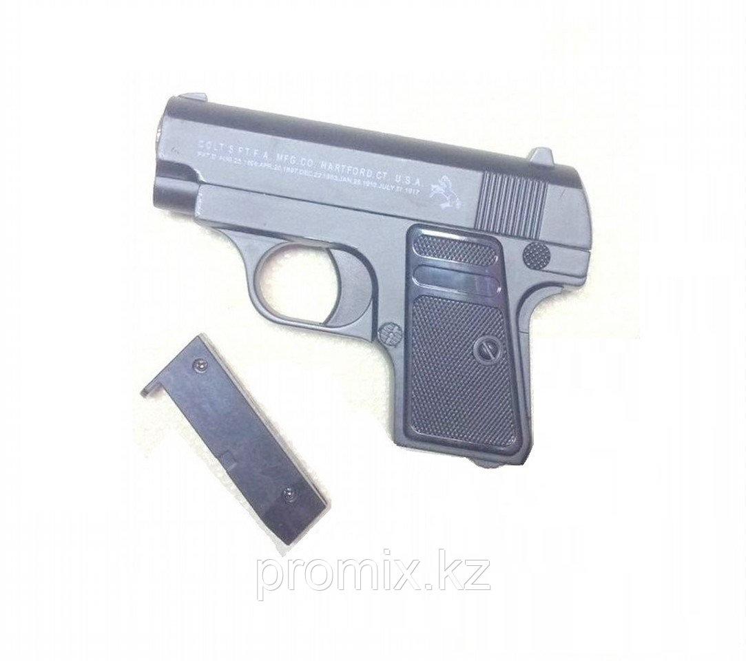 Игрушечный детский пистолет (Smart COLT 25). Airsoft Gun С.11