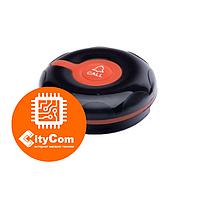 Кнопка вызова официанта iBells YK500-1N-Black водонепроницаемость IP66