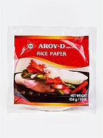 Рисовая бумага круглая Aroy-D