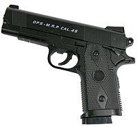 Игрушечный детский пистолет (Taurus C.9+). Airsoft Gun С.9+, фото 1