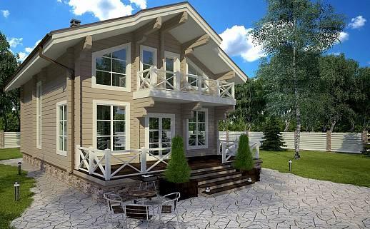 Проект дома №2291