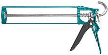 Пистолет для силикона (скилетного типа) TOTAL арт.THT21309