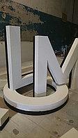 Объемные 3Д буквы