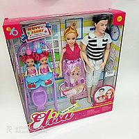 Барби Кен семья