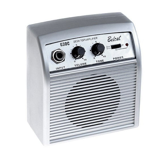 Гитарный мини-комбоусилитель, 3Вт, Belcat G3DC