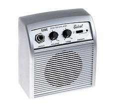 Гитарный мини-комбоусилитель, 3Вт, Belcat G3DC (черный)