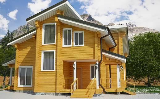 Проект дома №2273