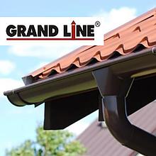 Пластиковые водосточные системы Grand Line