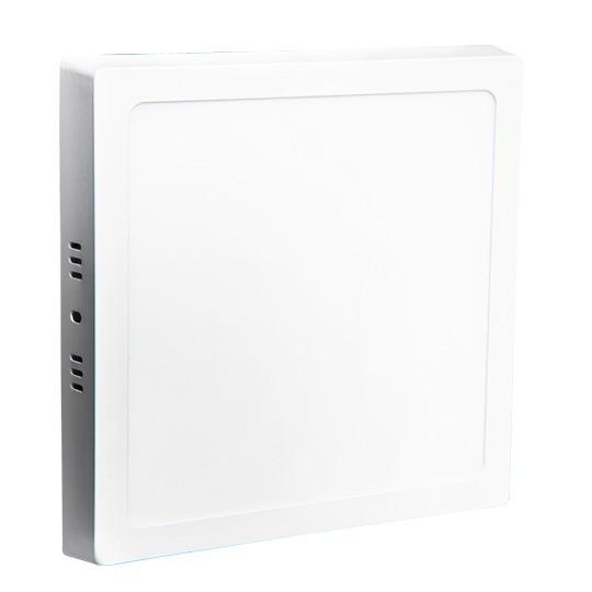 Светильник LED Спот накл. KVADRO/S 18w 1440Lm d210*210*30 6500K IP20 (внутреннее освещение)  MEGALIGHT NEW