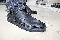 Макасины мужские кожаные