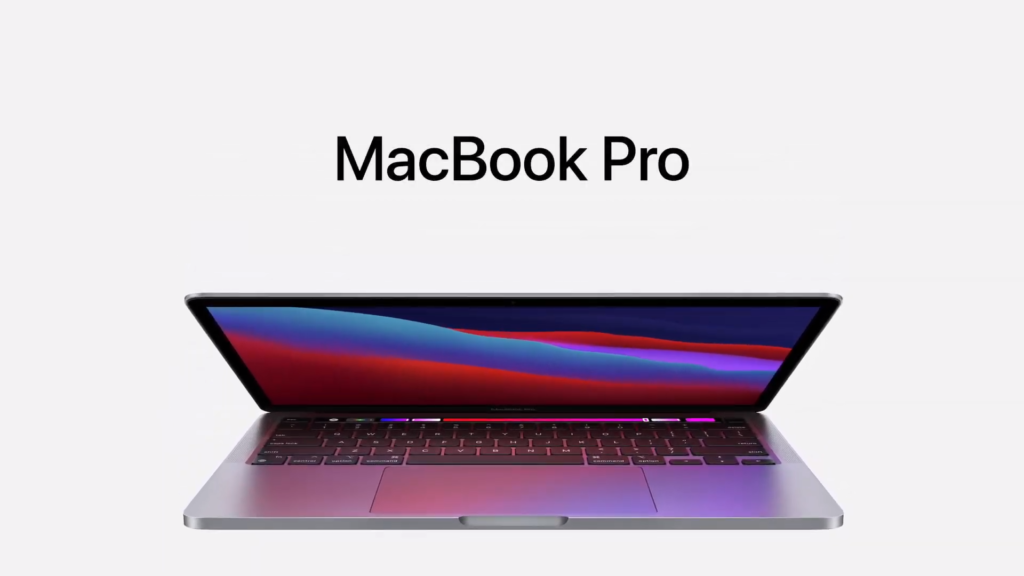 "MacBook Pro 13"" с Touch Bar, 8 ГБ, 256 ГБ, Apple M1, Серебристый, 2020 (MYDA2) - фото 2"