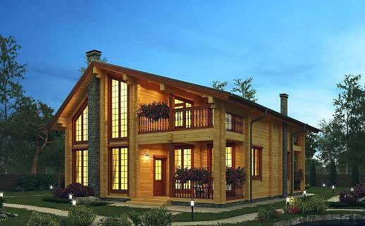 Проект дома №2217