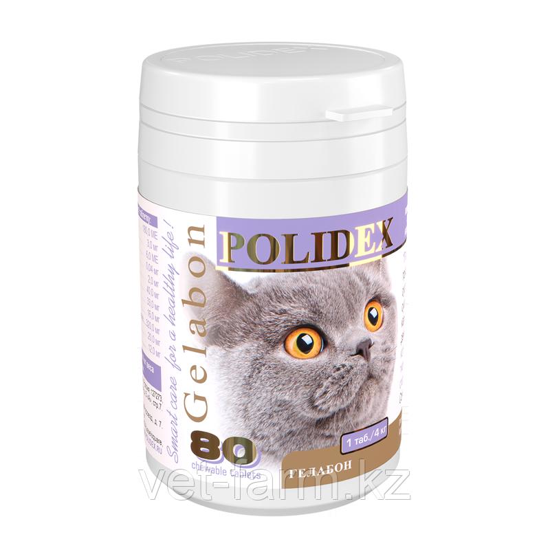 Полидекс Гелабон  80 таб. (1таб на 4 кг)