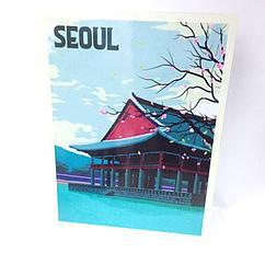 """Картина """"Seoul"""""""