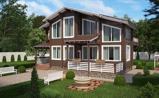 Проект дома №2286