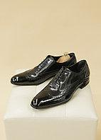 Туфли «Оксфорды» (черные)