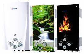 Газовые проточные вода нагреватели (КОЛОНКИ)