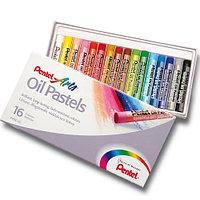 Пастель масляная Pentel Oil Pastels 16 шт.